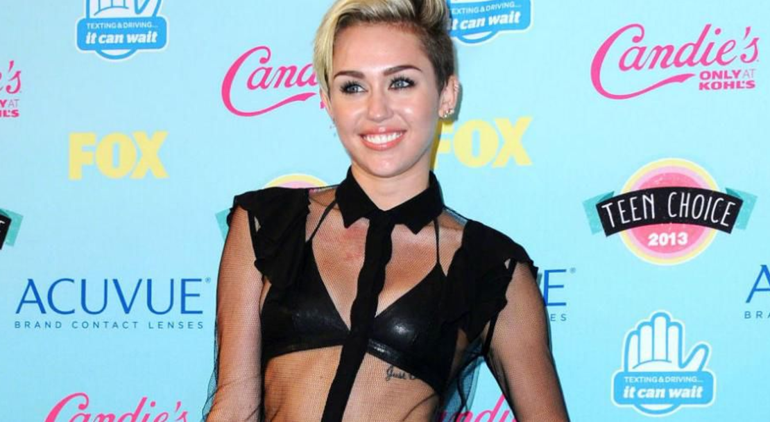 Miley Cyrus reveals why she quit smoking weed
