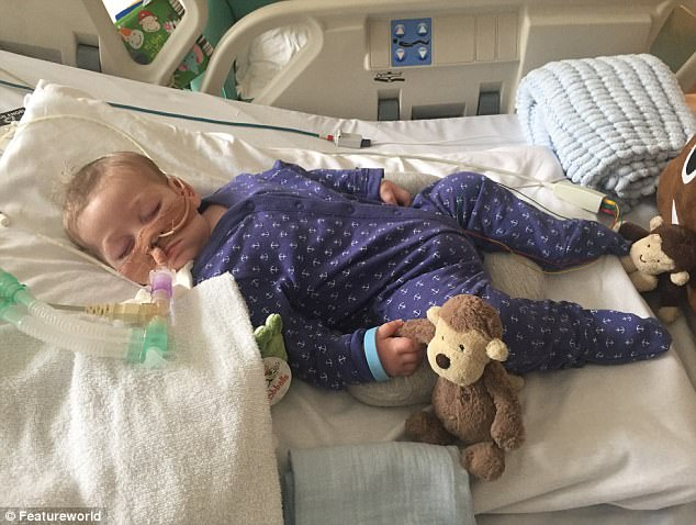 Baby Charlie Denied Life by British Health System, EU Courts