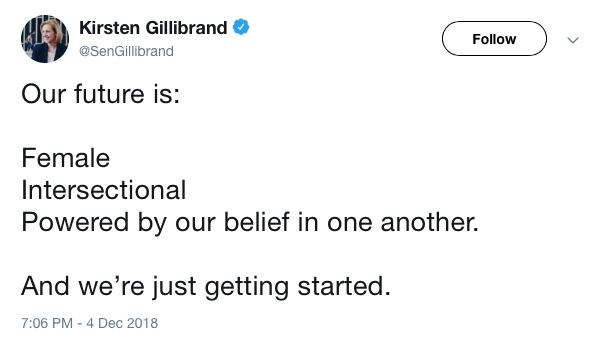 GillibrandTweet