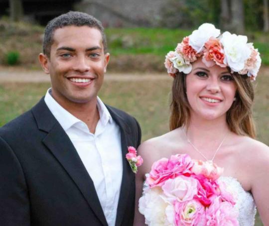 Chris and Britt Harris (Photo Source: GoFundMe, https://www.gofundme.com/48091y8)
