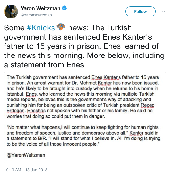 KanterStatement