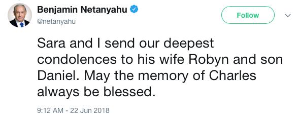 NetanyahuKrauthammer