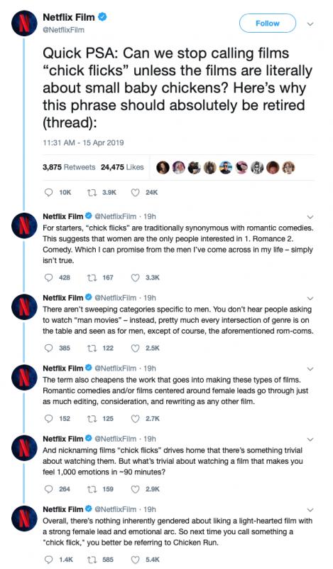 NetflixChickFlicks