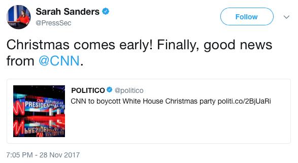 SandersTweet
