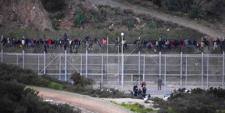 Spain sees record number of migrant arrivals in 2017