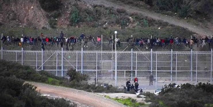 Illegal migrants