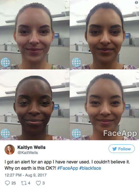 FaceApp Pulls 'Ethnicity Filters' Amid Accusations of Racism | MRCTV
