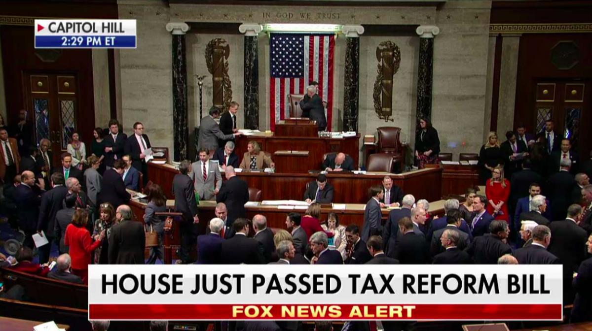 Vote passes House