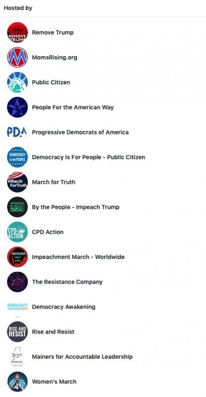 ProtestGroups