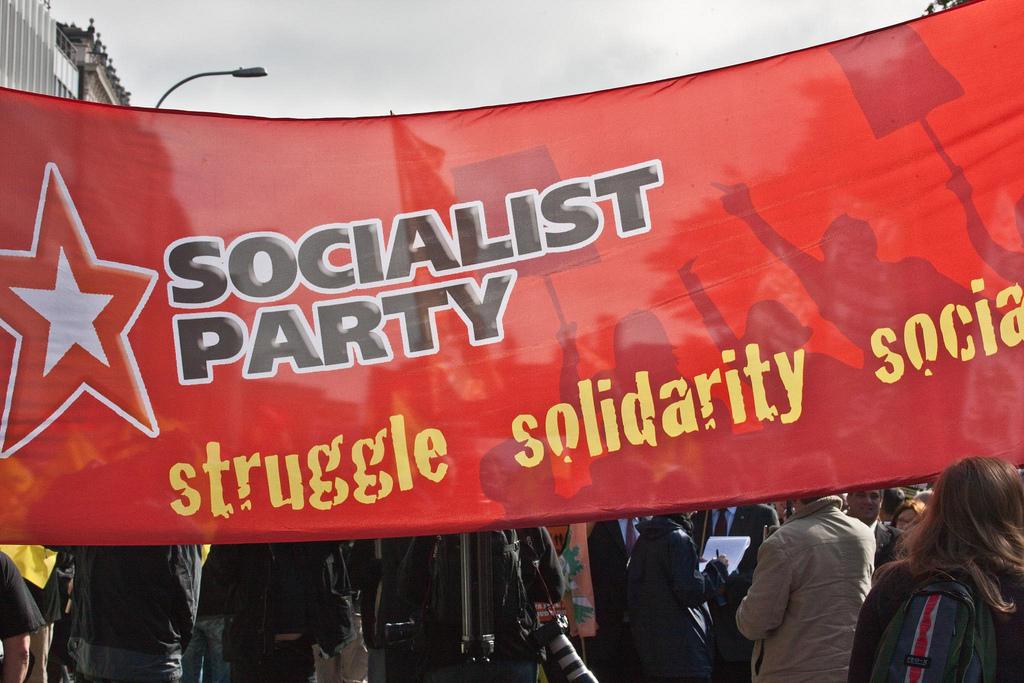 SocialistBanner