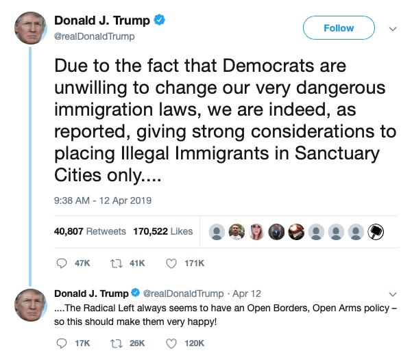 TrumpSanctuary