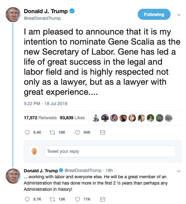 TrumpScalia