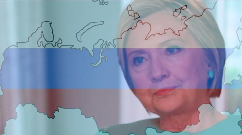 clinton russia