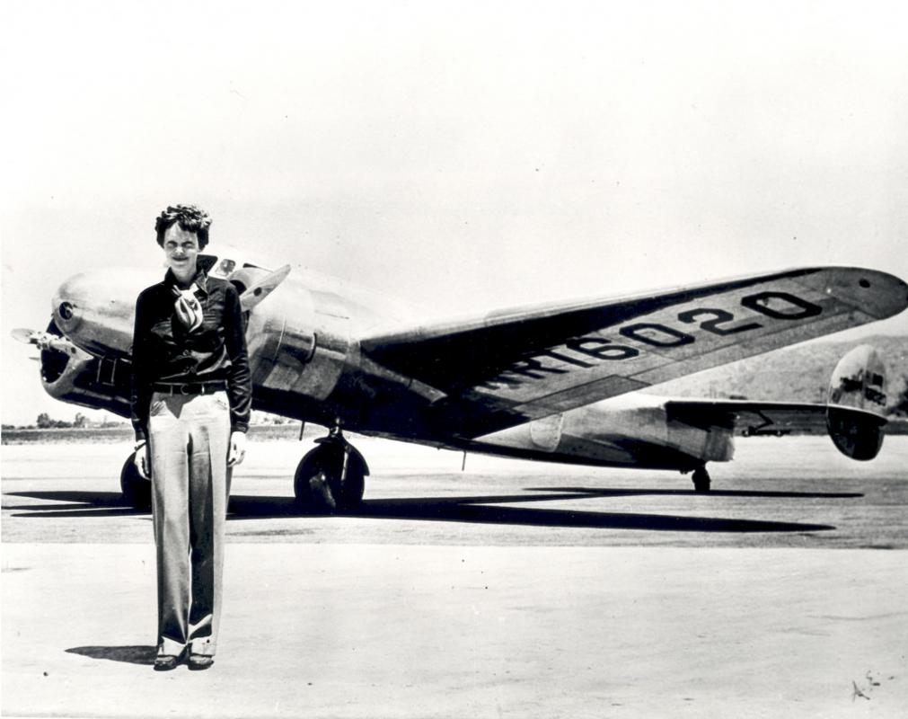 Does Newly Discovered Photo Prove Amelia Earhart Survived Final Flight?