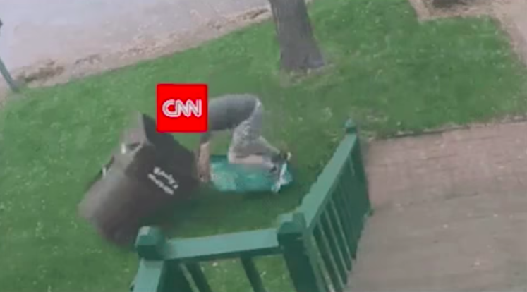 REACTION: CNN Accused of 'Blackmailing' Man Who Created Trump Wrestling GIF