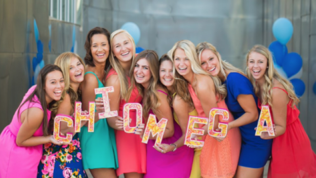EXCLUSIVE: Sorority Told Not to Wear Song Lyric or Pop Culture