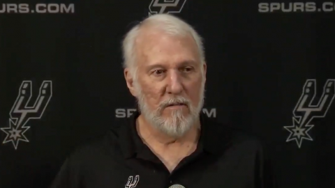 NBA Coach Gregg Popovich: The U.S. is a 'Racist Country'