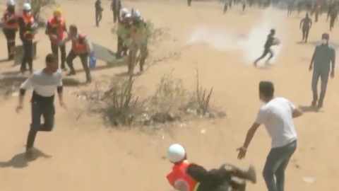 All Those 'Protesters' Israel Shot? Yeah, Hamas Admits Most Were Terrorists