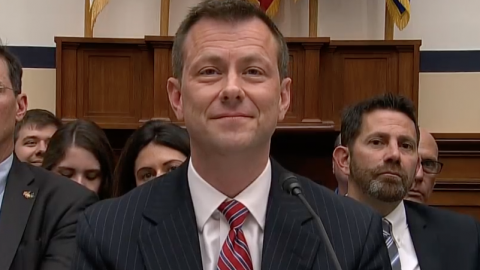 GoFundMe For Peter Strzok Reaches $250K In Under 24 Hours