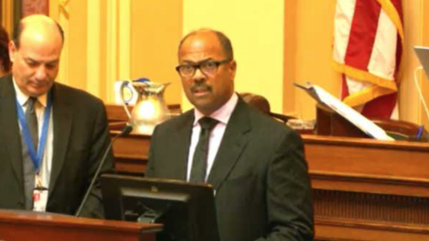 VA House Democrats Storm Out As Black Pastor Prays Against Abortion and Gay Marriage