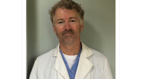 Rand Paul Says He's Volunteering At a Local Hospital After Testing Negative For COVID-19