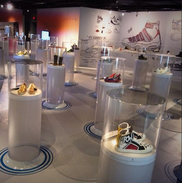 Brooklyn Museum Exhibit Exposes  Sexism  - of  Sneaker Culture    a05e82549