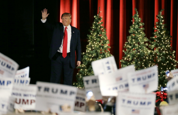 President-Elect Trump: 'We're Going to Start Saying Merry Christmas ...