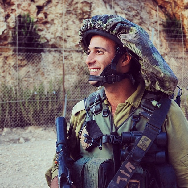 Cute israeli male soldiers gay staff