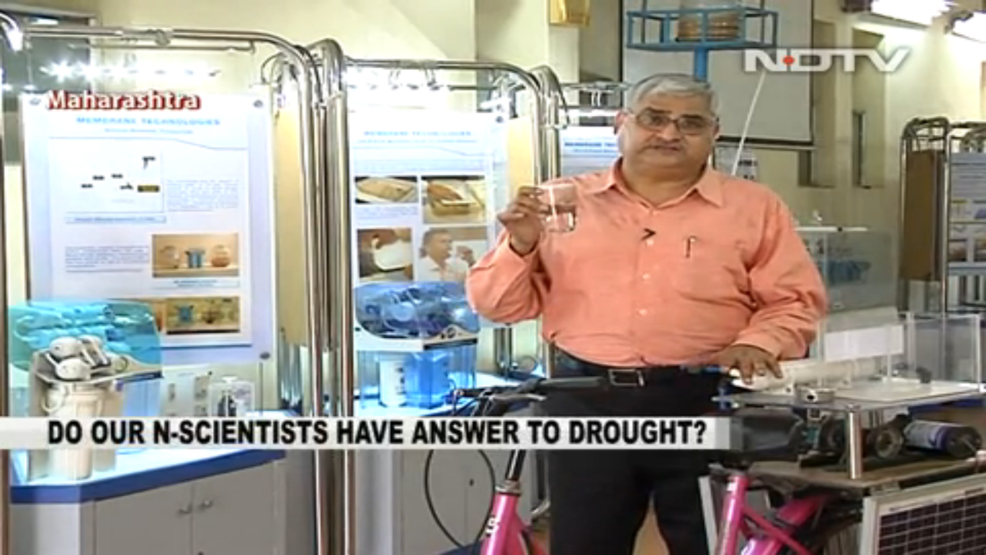 Indian Scientist Make 6 3M Liters of Drinking Water a Day From Sea