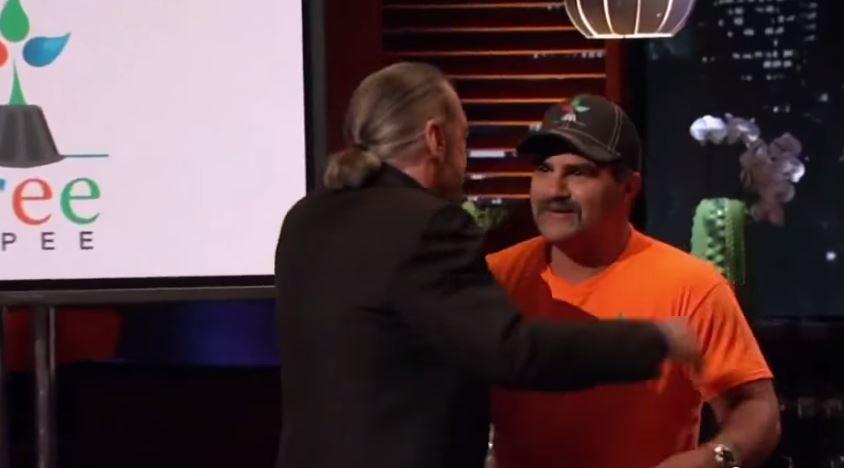 Inventor Farmer Brings Shark Tank To Tears Mrctv