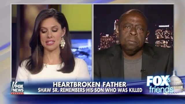 Jamiel Shaw: 'My Son Was Murdered by a DREAMer' -- An 'Illegal Alien