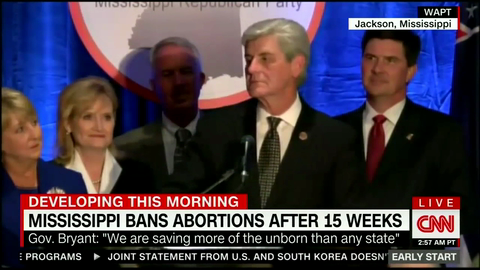 Nets Mostly Ignore New Mississippi Law Restricting Abortion
