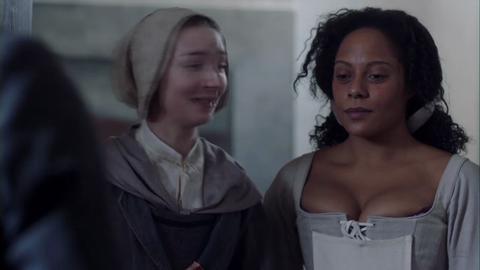 Hulu's 'Harlots:' Lesbian Affair is 'The Lord's Work,' 'She