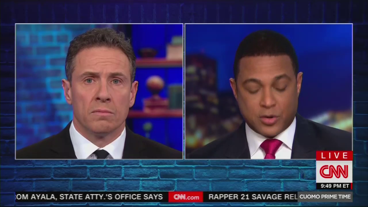 CNN's Lemon Derides Ignorant GOP For 'BS' Snub of Kaepernick