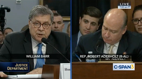 AG Barr Expects Justice Department IG to Complete Its FISA