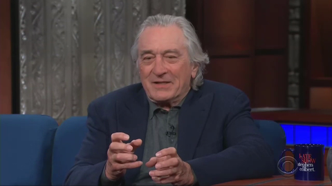 Liberal Media Scream: 'Godfather' DeNiro raps Trump as 'wannabe gangster'