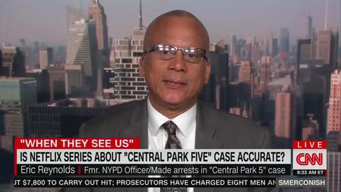 CNN's Smerconish Has Guest Who Argues Central Park Five Were Guilty