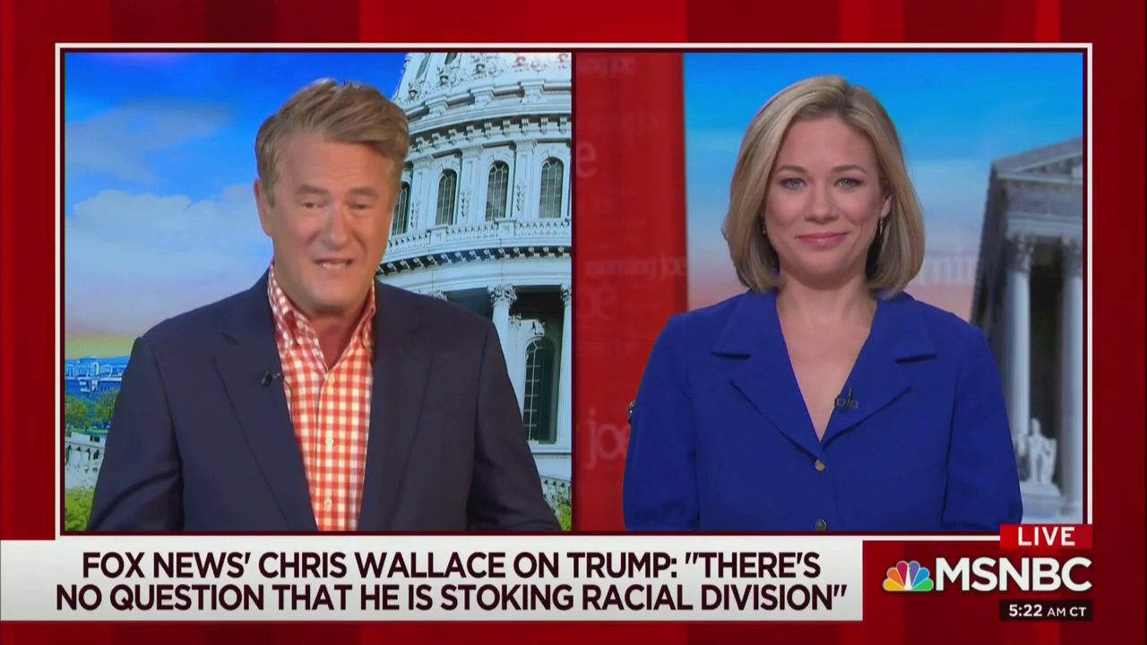 Scarborough Stinks at Predictions, But, Hey: Trump Will Be